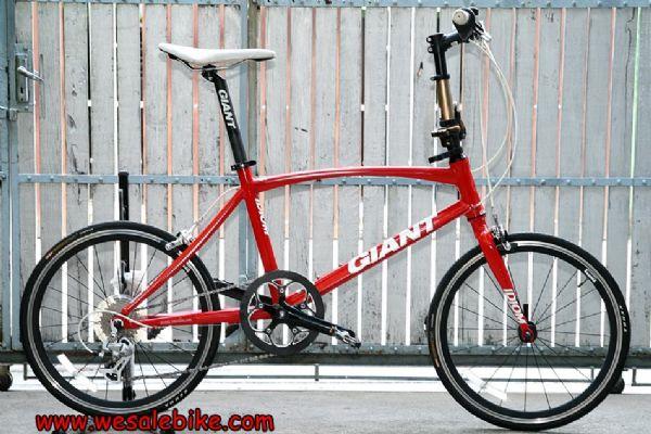 จักรยานมินิ พับคอได้ Giant IDIOM 8เกียร์ ล้อ20นิ้ว