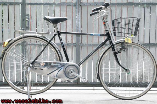 จักรยาน EIRIN HOPPER ล้อ26นิ้ว ชิ้นส่วนSTAINLESS STEEL เกียร์ดุม3เกียร์
