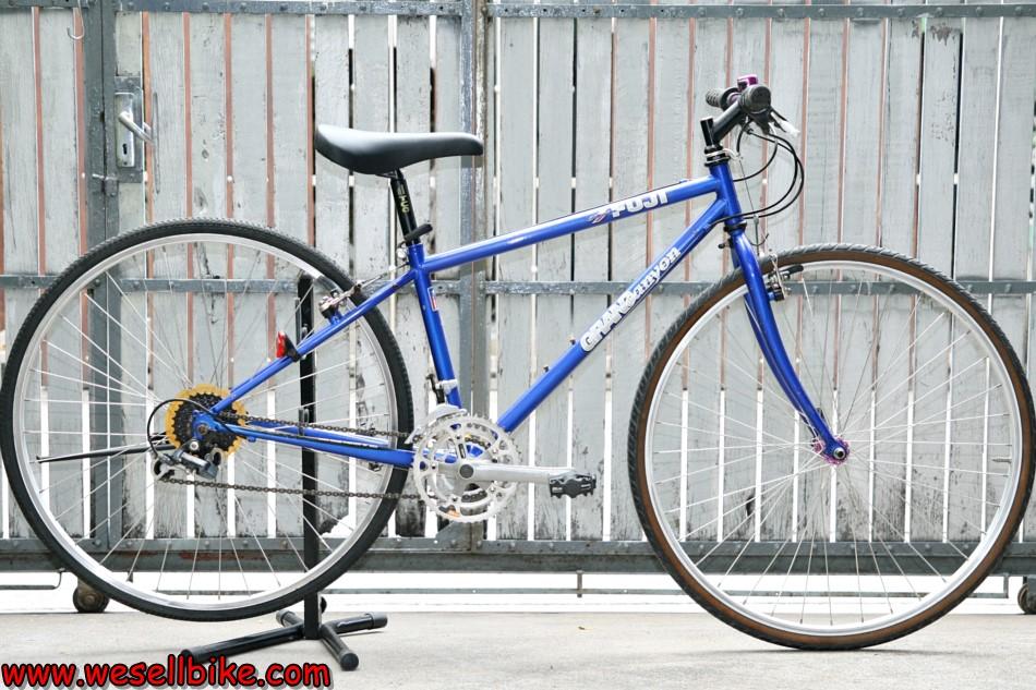 จักรยานโครโมลี่ Fuji GrandCanyon ล้อ700C ไซส์ S