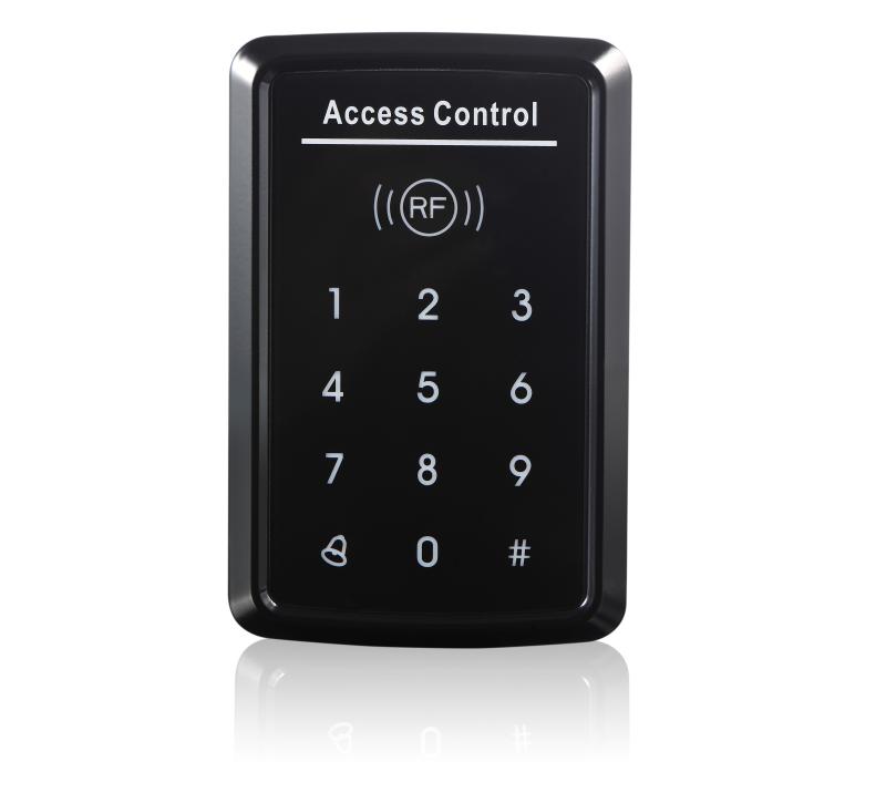 เครื่องทาบบัตร แผงปุ่มกดระบบสัมผัส สามารควบคุมประตูได้ ยี่ห้อ ZKTECO รุ่น ZK-SA33