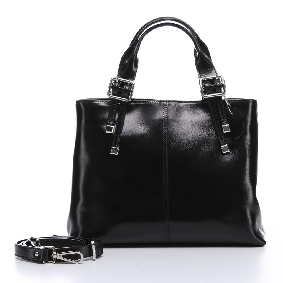 กระเป๋าหนังแท้ รุ่น Alizabeth สี Nil (No.050)