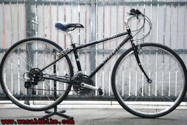 จักรยานทัวร์ริ่ง Trek 721 เฟรมโครโมลี่ ไซส์ S