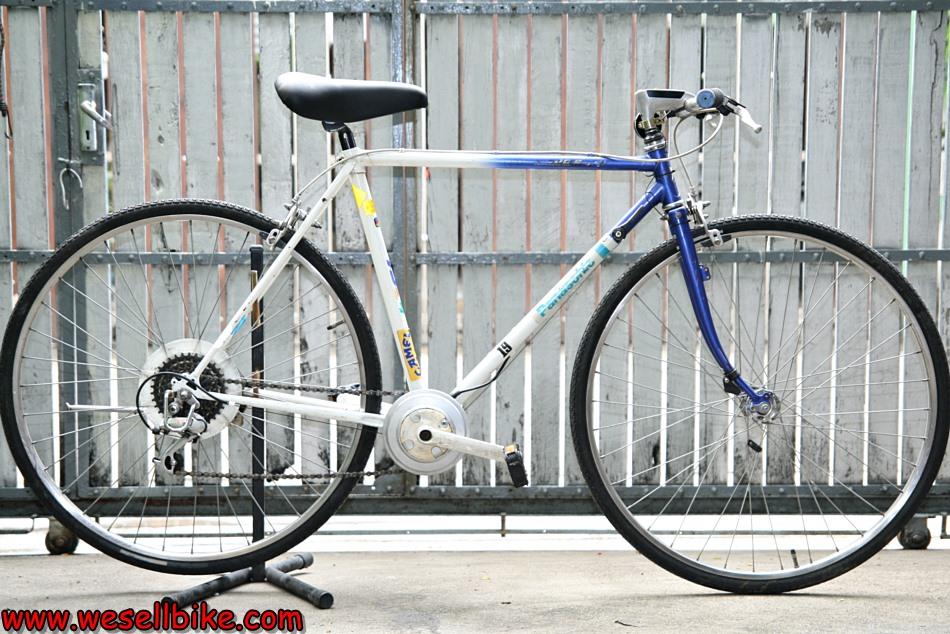 จักรยานวินเทจ ทัวร์ริ่ง Panasonic PN500E ล้อ700c ไซส์ L