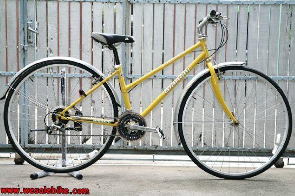 จักรยานทัวร์ริ่ง Bianchi Advantage ไซส์ S