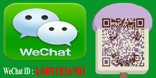 WeChat ID : k0891836901