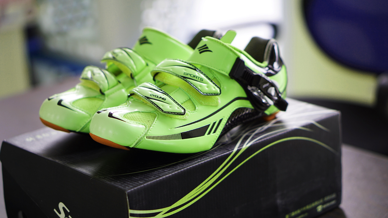 รองเท้าจักรยาน SANTIC S12018Y