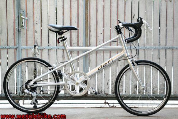จักรยานมินิหมอบ Defi ล้อ20นิ้ว 7เกียร์