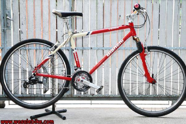 เสือภูเขา Bianchi Collina เฟรมอลู7000 ไซส์ M