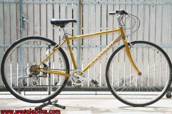 จักรยานทัวร์ริ่งโครโมลี่ Peugeot Urbain 6เกียร์ ไซส์ L