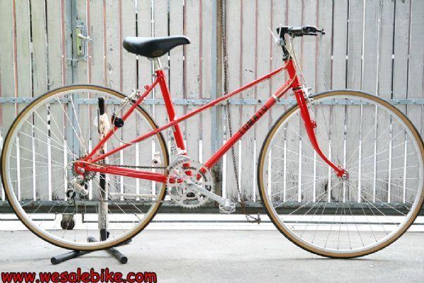 จักรยานโครโมลี่สับถัง ทรงผ่าหวาย ToMaTo 12เกียร์