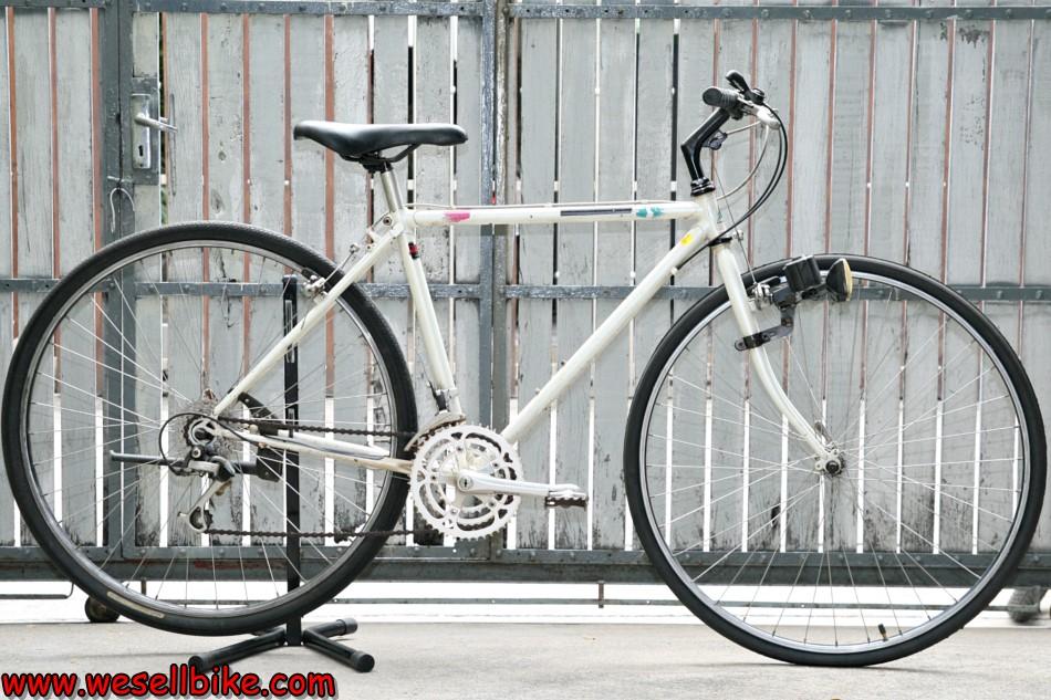 จักรยานโครโมลี่ Araya ล้อ700C ท่อTange ไซส์ S