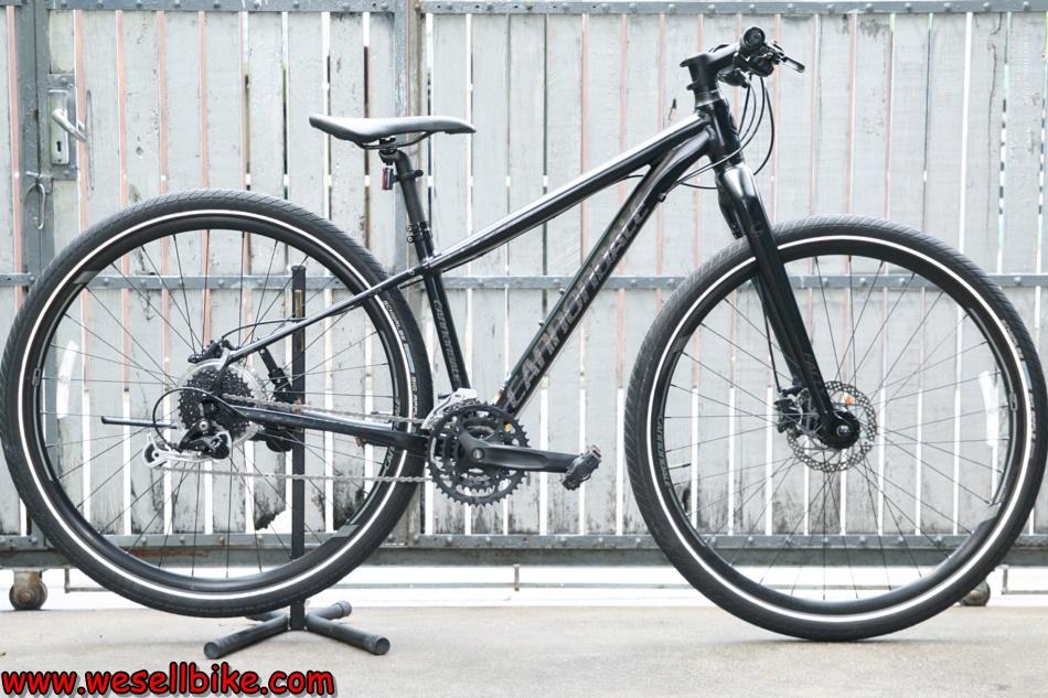 จักรยานทัวร์ริ่ง Cannondale Badboy ล้อ29นิ้ว ราคา 32,000บาท ไซส์ S