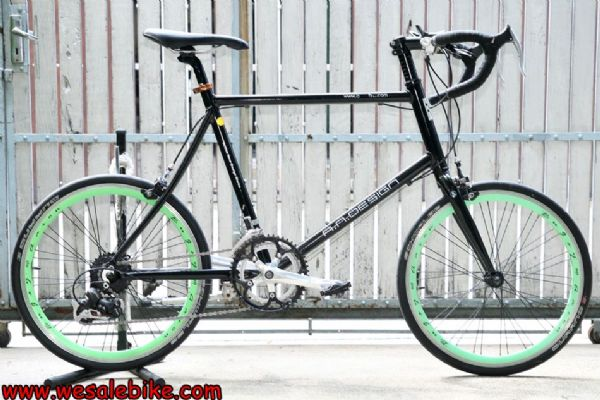 จักรยานมินิหมอบ A.N.Design ล้อ20นิ้ว 14เกียร์