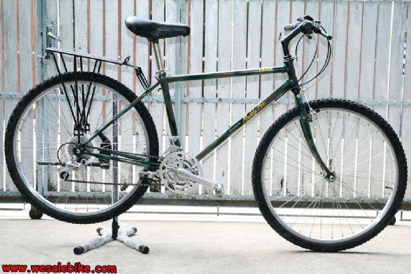 จักรยาน ARAYA Moddy Fox ตัวถังTange ล้อ26นิ้ว ไซส์ S