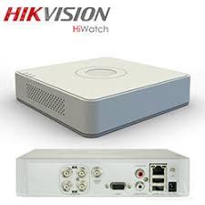เครื่องบันทึก 4 CH HD รองรับกล้อง 1.0MP HIKVISION