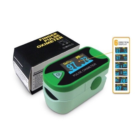 เครื่องวัดออกซิเจนปลายนิ้ว รุ่น Choicemed รหัส MEH02