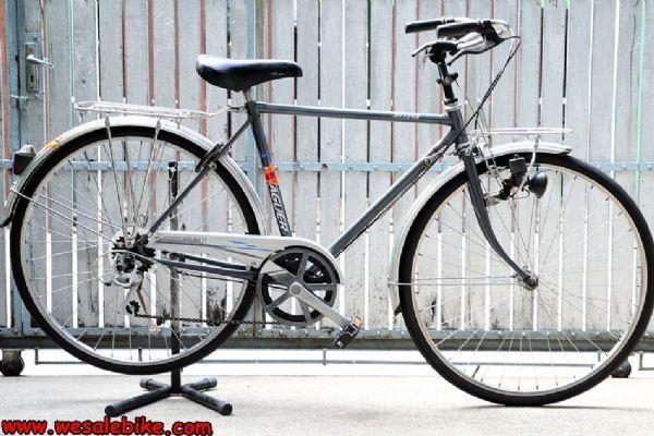 จักรยานสับถัง Miyata Leaguer บังโคลน ตระแกรง ล้อ เป็นสแตนเลส