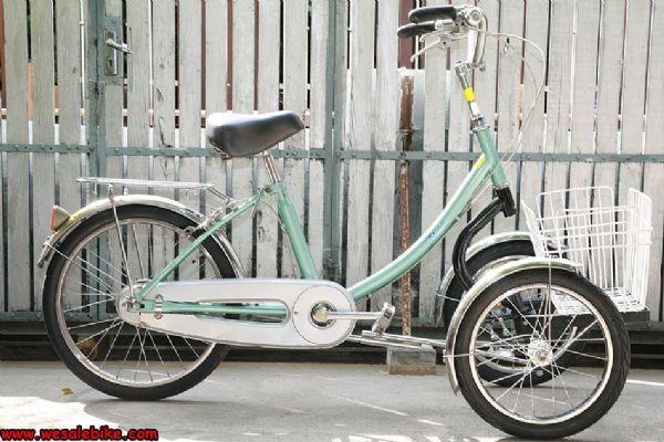 """จักรยาน3ล้อ (2ล้อหน้า) Artemis ล้อหน้า16""""-หลัง20"""""""