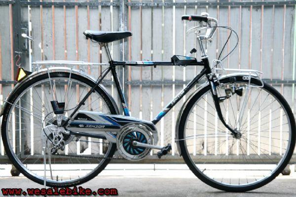 จักรยานวินเทจ National Sensor เกียร์โยก 6เกียร์ ล้อ26นิ้ว ไซส์ S