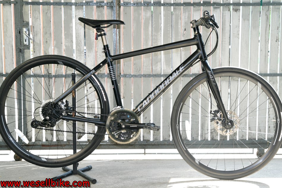 จักรยานทัวร์ริ่ง Cannondale Badboy ดิสก์เบรค ไซส์ M