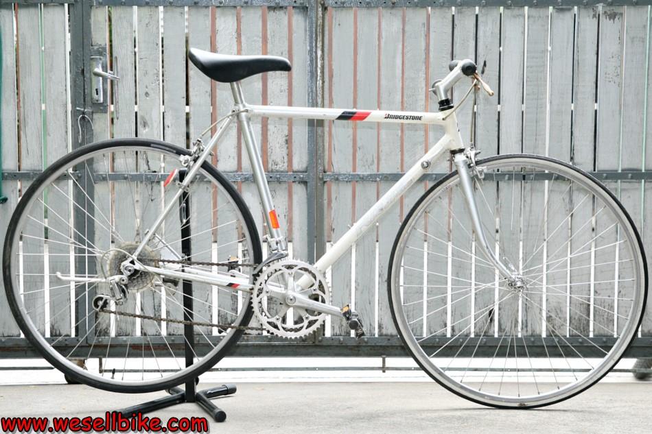 จักรยานวินเทจ ทัวร์ริ่ง Bridgestone Radac ล้อ700c ไซส์ S