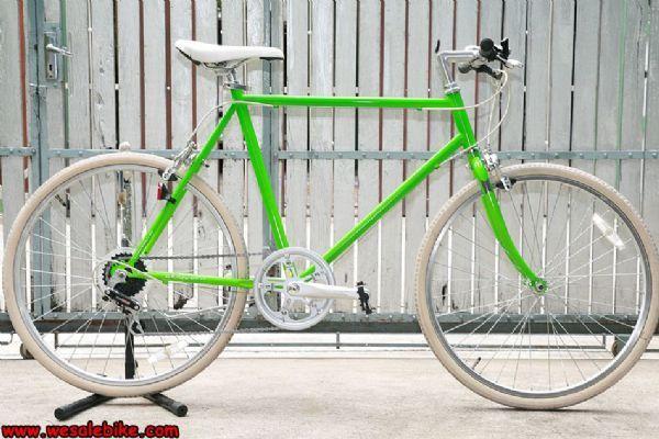 จักรยานโครโมลี่ ล้อ 650 C 6เกียร์