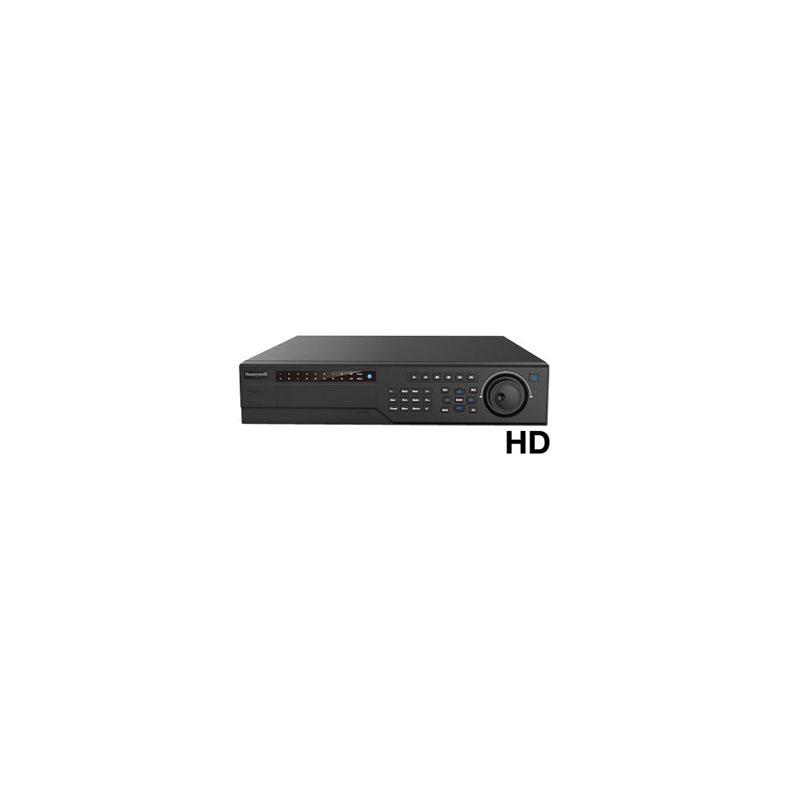 Honeywell NVR 16ch Network 8 SATA RAID5&6 16POE 4K H.265
