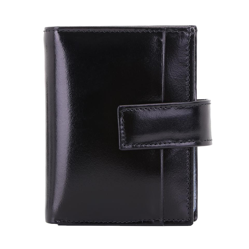 กระเป๋าใส่บัตร หนังแท้ รุ่น Professtional สีดำ สำเนา