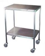 โต๊ะวางเครื่องมือแพทย์ 2 ชั้น MET23
