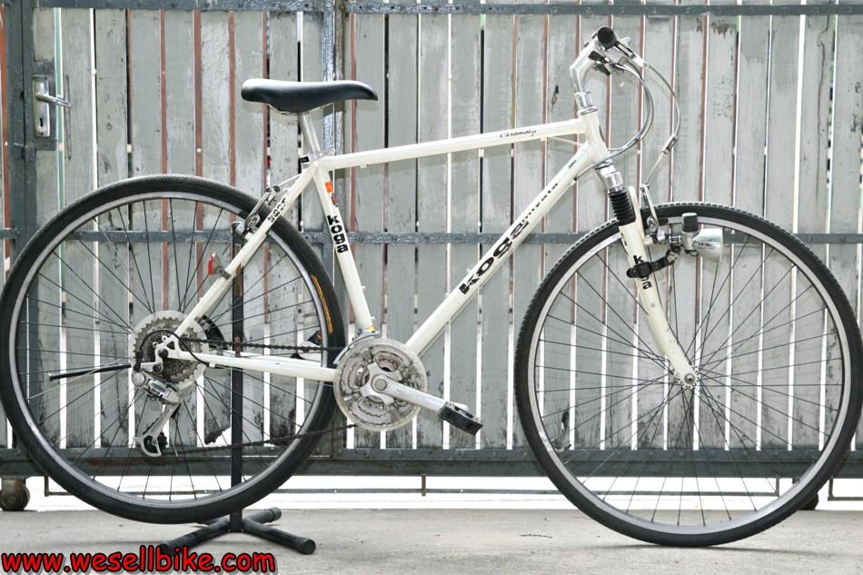 จักรยานโครโมลี่ koga miyata ล้อ700c ไซส์ S