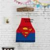 ผ้ากันเปื้อนผู้ใหญ่ ซูปเปอร์แมน by Supergoods