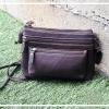 กระเป๋ารุ่น Mino สีน้ำตาลเข้ม (No.008)