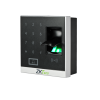 เครื่องแสกนลายนิ้วมือ รองรับการใช้การ์ด สามารถควบคุมประตูได้ ยี่ห้อ ZKTECO รุ่น ZK-X8S