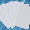 100 ใบ บัตรพรีปริ๊นท์ บัตรบาง 0.3 บัตรพลาสติกสีขาว พิมพ์บัตรได้ ใช้กับเครื่องพิมพ์บัตร ระบบริบบอนทั่วไป บัตรพลาสติกสีขาวบางแบบปฎิทินพก