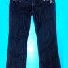 กางเกงยีน ทรงกระบอก ขายาว size 44 เอว 32 นิ้ว สะโพก 38 นิ้ว ยาว 43 นิ้ว