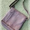 กระเป๋าสะพายรุ่น Jupiter สีน้ำตาลเข้ม (No.090)