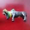 วัวธนู เนื้อโลหะอาถรรพ์ อุดผงอาถรรพ์ฝังตะกรุด หลวงปู่่คีย์ กิตติญาโณ วัดศรีลำยอง จ.สุรินทร์