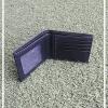 กระเป๋าสตางค์ชาย รุ่น PICS สีดำ