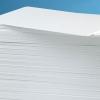 บัตรขาวเปล่า บัตรพรีปริ๊นท์ บัตร pvc บาง 0.3 บัตรพลาสติกสีขาว พิมพ์บัตรได้ ใช้กับเครื่องพิมพ์บัตร ระบบริบบอนทั่วไป บัตรพลาสติกสีขาวบางแบบปฎิทินพก