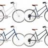 Tokyobike Bisou ของใหม่ น้ำเงินเข้ม สีน้ำเงิน สีขาว สีเขียว