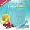 VIVA Claire ผลิตภัณฑ์อาหารเสริมลดฝ้า กระ เผยผิวกระจ่างใส (จำนวน2 กล่อง)