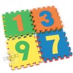 แผ่นโฟมรองคลานตัวเลข 0-9