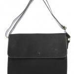 กระเป๋าสะพายรุ่น Square สีดำ (Size L)