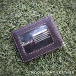 กระเป๋าสตางค์หนังแท้ แบบหนีบธนบัตร รุ่น Jasper พร้อมกล่องเป็นของขวัญได้ มีให้เลือก 3 สี