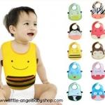 ผ้ากันเปื้อนสำหรับเด็กเล็กสุดแสนน่ารัก ทำจาก PU by Supergoods