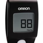 เครื่องเจาะวัดน้ำตาลในเลือด รุ่น Omron HGM-112 รหัส MEI13