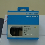 บันไดเสือหมอบ Shimano PD-R540
