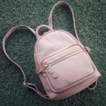 กระเป๋าเป้ รุ่น Zeel สวย เท่ กระทัดรัด ใช้งานง่าย เหมาะกับผู้หญิงทุกวัย