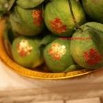 ส้มเช้ง 1 ลังเล็ก ประมาณ 50 ผล ติดซังฮี้กระดาษ