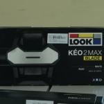 บันไดเสือหมอบ LOOK รุ่น KEO 2 MAX BLADE 8BLACK LEVIER BLACK